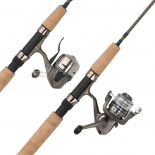Micro Series Spinning Combo | 2 | 20 | 7' | Front Drag | 5.2:1 | Model #MICRO1SP7020CBO by Shakespeare in Loveland CO
