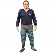 Sigma Nylon Hip Wader by Shakespeare