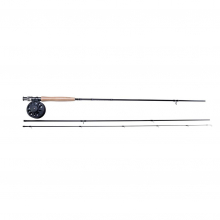 Omni Fly Combos | 4/5 | 2.40m | 5wt | Model #OMNI 8FT 5WT 3PC FLY COMBO by Shakespeare