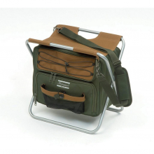 Folding Stool /Cooler Bag | Model #STOOL WITH COOLER BAG by Shakespeare
