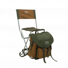 Folding Chair with Rucksack | Model #DELUXE RUCKSACK CHAIR by Shakespeare
