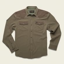 Stockman Stretch Snapshirt by Howler Brothers