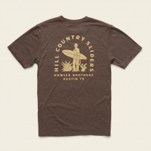 Men's Select Pocket T - Hill Country Sliders by Howler Brothers