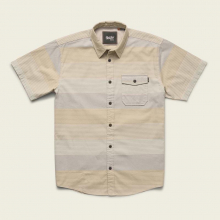 Men's San Gabriel Shortsleeve - Meridian Stripe by Howler Brothers