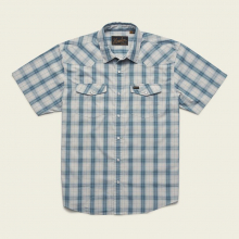 Men's H Bar B Snapshirt - Neches Plaid by Howler Brothers