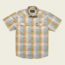 Men's H Bar B Snapshirt - Alpine Plaid