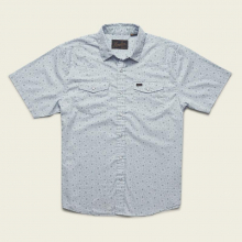 Men's H Bar B Snapshirt - Little Agave Print