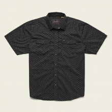 Men's H Bar B Snapshirt - Ellipsis Print by Howler Brothers