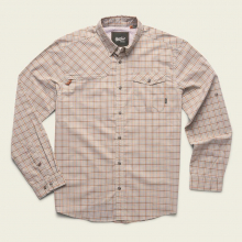 Men's Matagorda Shirt - Thompson Plaid