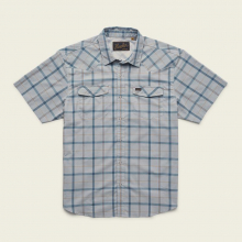 Men's H Bar B Tech Shirt - Portella Plaid