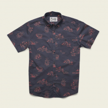 Men's Mansfield Shirt - Gulf Destinations Print
