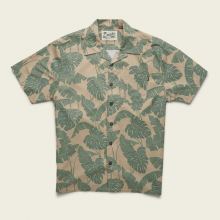 Men's Monoloha Shirt - Monstera Print by Howler Brothers