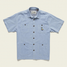 Men's Voyager Shirt by Howler Brothers