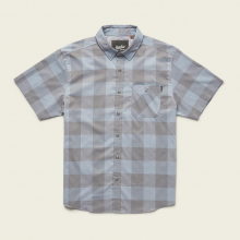 Men's Airwave Shirt - Garcia Gingham by Howler Brothers