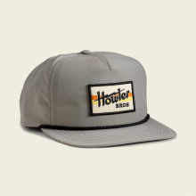 Men's Unstructured Snapback - Electric Stripe by Howler Brothers in Squamish BC