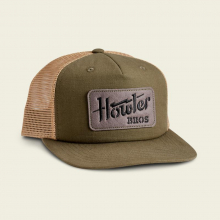 Men's Structured Snapback - Howler Electric Stencil by Howler Brothers