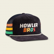 Men's Structured Snapback - Howler Citrus by Howler Brothers