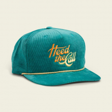 Men's Structured Snapback - HTC Flourish by Howler Brothers