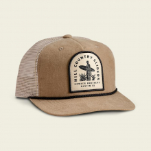 Men's Structured Snapback - Hill Country Sliders by Howler Brothers in Blacksburg VA
