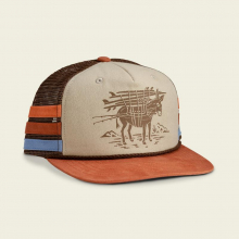 Men's Structured Snapback - Burro by Howler Brothers