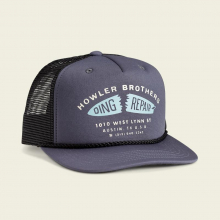 Men's Structured Snapback - Ding Repair by Howler Brothers
