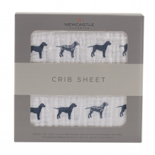 Dalmatian Crib Sheet by Newcastle Classics in Roseville Ca