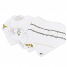 In the Sky Bandana Bibs Set of 4 by Newcastle Classics in Dublin Ca