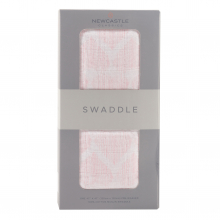 Matchstick Hearts Crib Sheet by Newcastle Classics in Dublin Ca