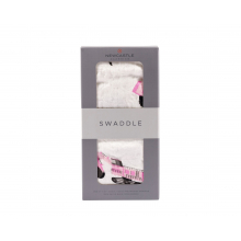 Pink Digger Swaddle by Newcastle Classics in Las Vegas NV
