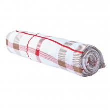 Plaid Swaddle by Newcastle Classics in Roseville Ca