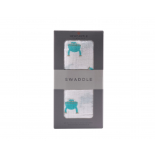 Space Robot Swaddle by Newcastle Classics
