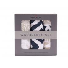 World Wanderer Washcloth Set of 3
