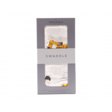 Yellow Digger Swaddle by Newcastle Classics in Dublin Ca