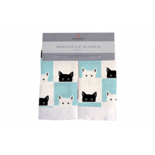 Peek-A-Boo Cats Newcastle Blankie by Newcastle Classics