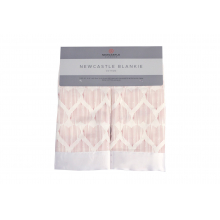 Matchstick Hearts Newcastle Blankie by Newcastle Classics
