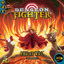 Dungeon Fighter: Fire At Will by IELLO