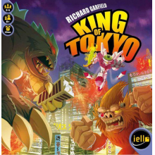 King of Tokyo (2016 edition) by IELLO in Squamish BC