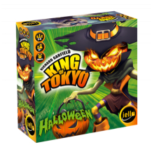 King of Tokyo: Halloween (2017 edition) by IELLO