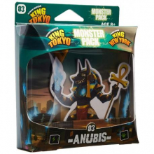 KOT/KONY: Anubis Monster Pack by IELLO