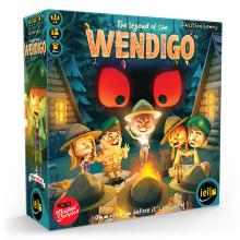 Legend of the Wendigo (The) by IELLO in Prescott Az