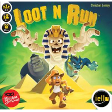 Loot N Run by IELLO
