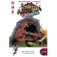 Welcome Back to the Dungeon by IELLO