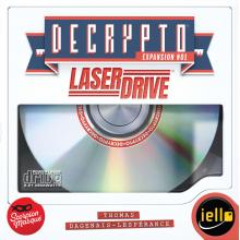 Decrypto Laser Drive by IELLO