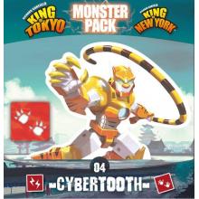 KOT/KONY: Cybertooth Monster Pack by IELLO