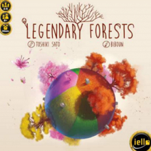Legendary Forests by IELLO