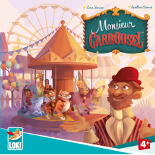 Monsieur Carrousel by IELLO