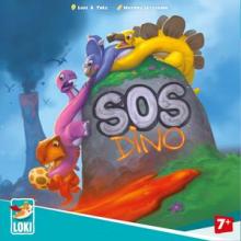 SOS Dino by IELLO