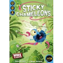 Sticky Chameleons by IELLO