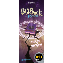 The Big Book of Madness - The Vth Element by IELLO