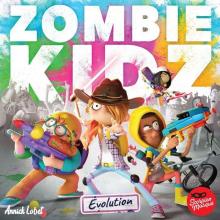 Zombie Kidz Evolution by IELLO in Squamish BC